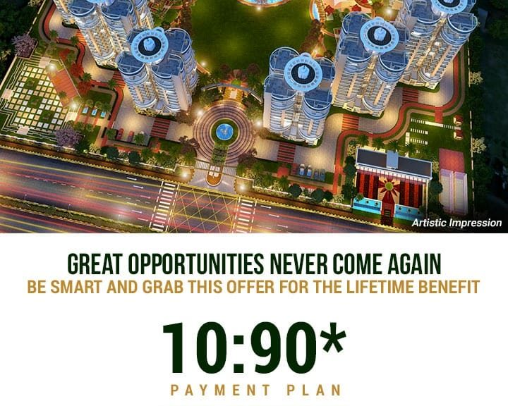 residential projects in sector 150 noida