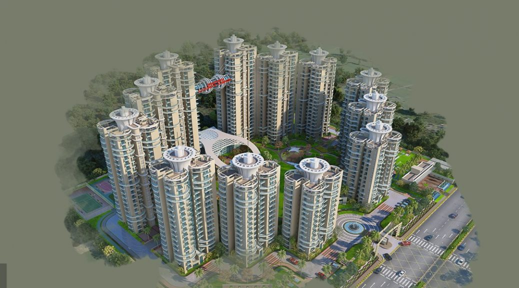 super luxury projects in sector 150 Noida