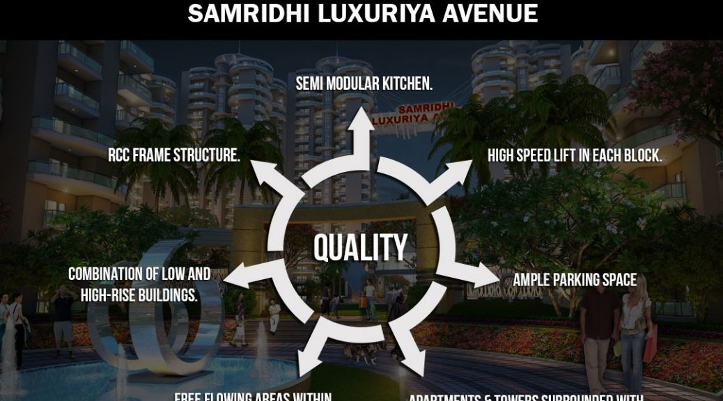 luxury projects in sector 150 Noida