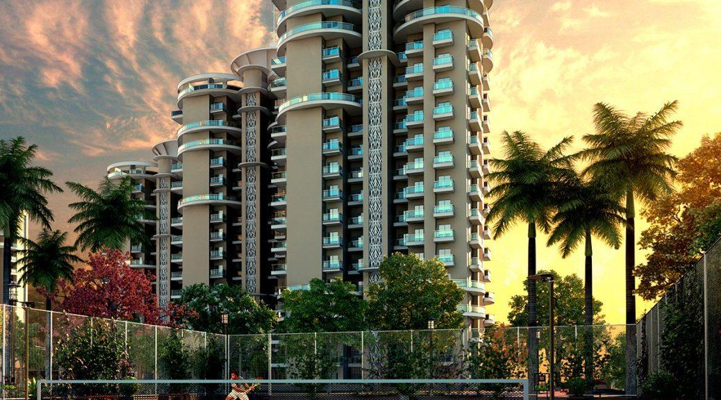 new projects in sector 150 noida, samridhi luxuriya avenue