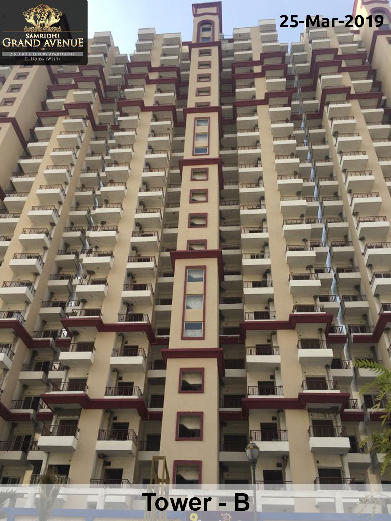 Samridhi Grand Avenue Tower-B