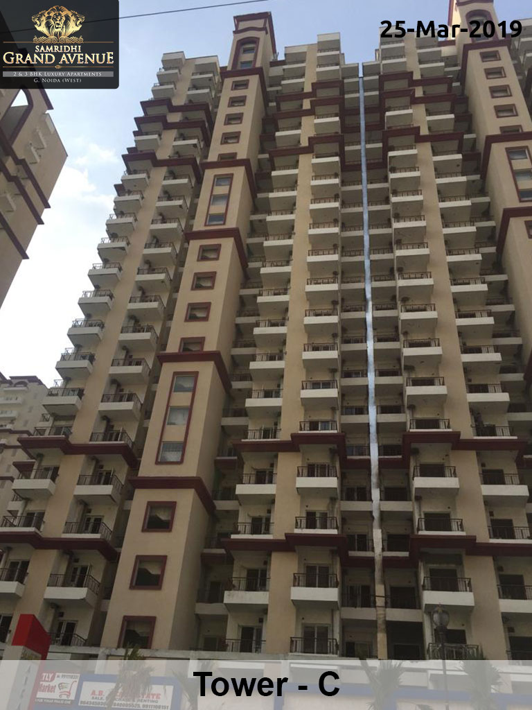 Samridhi Grand Avenue Tower-C