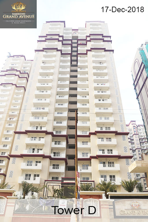 Samridhi Grand Avenue Tower-D