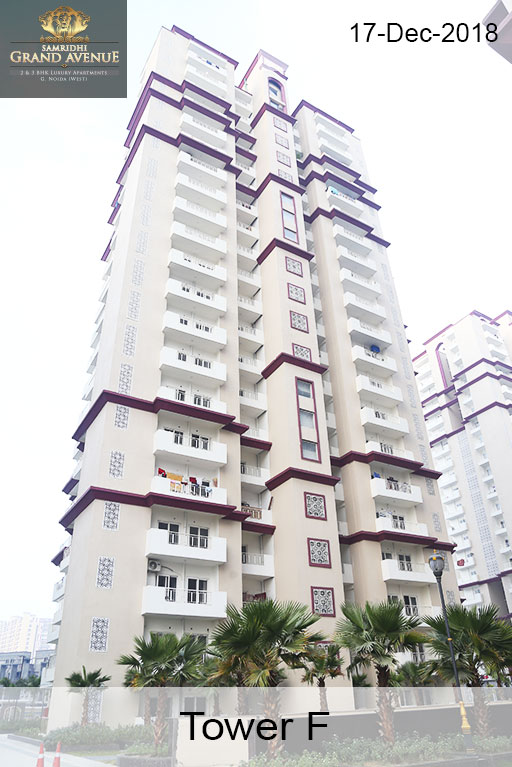 Samridhi Grand Avenue Tower-F