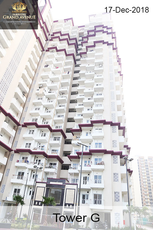 Samridhi Grand Avenue Tower-G