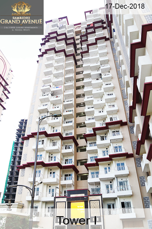 Samridhi Grand Avenue Tower-I