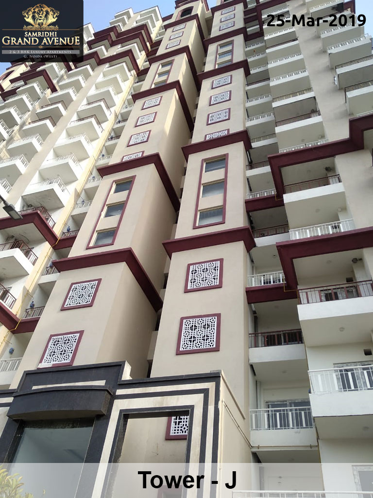 Samridhi Grand Avenue Tower-J