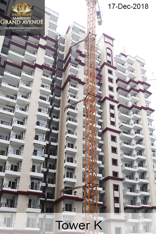 Samridhi Grand Avenue Tower-k