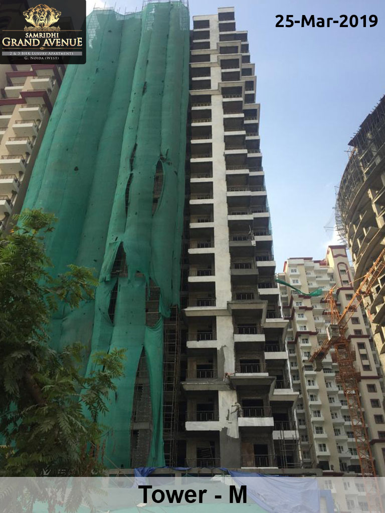 Samridhi Grand Avenue Tower-M