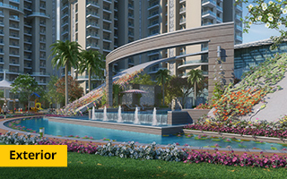 Exterior - Samridhi Grand Avenue 2 BHK/3 BHK flats in Greater Noida west